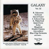 LP-/CD-Cover: Compilation Galaxy Vol.-III-