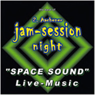 CD-Cover: Aachener Jam-Session-Night / SpaceSound Live