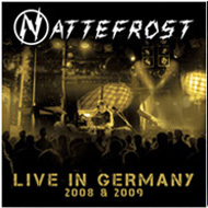 CD-Cover: Nattefrost / Live In Germany