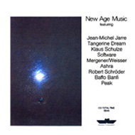 LP-/CD-Cover: Compilation New Age Music