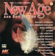 CD-Cover: Compilation New Age & New Sounds #179