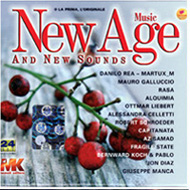 CD-Cover: Compilation New Age & New Sounds #191